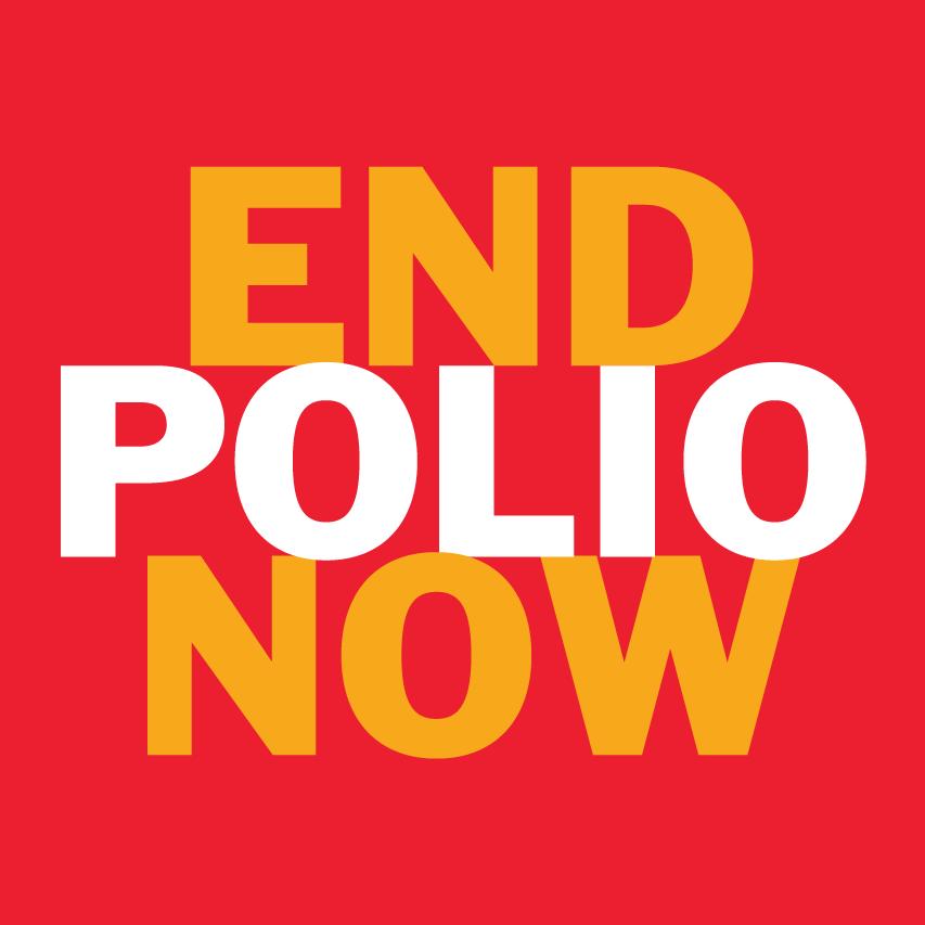 Vamos eliminar a pólio!